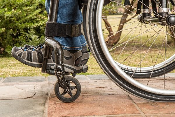 person in wheelchair | bad faith insurance claim attorney | PA